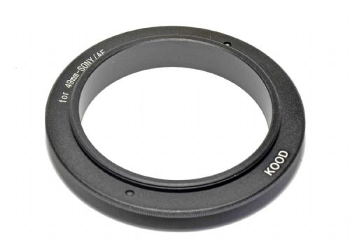 Kood Reversing Ring Sony/Minolta 49mm Macro Reversing Ring Sony 49mm